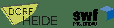 Dorfheide – Natürlich. Grün. Wohnen. Logo